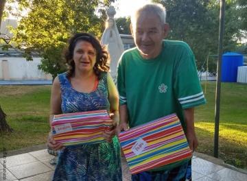 Sorpresas y regalos para el Cottolengo de Itatí
