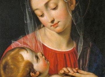 """""""¡La primera gran Madre es María Santísima!"""""""